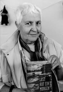 Anke Schäfer 1998, Foto: Ulrike Anhamm