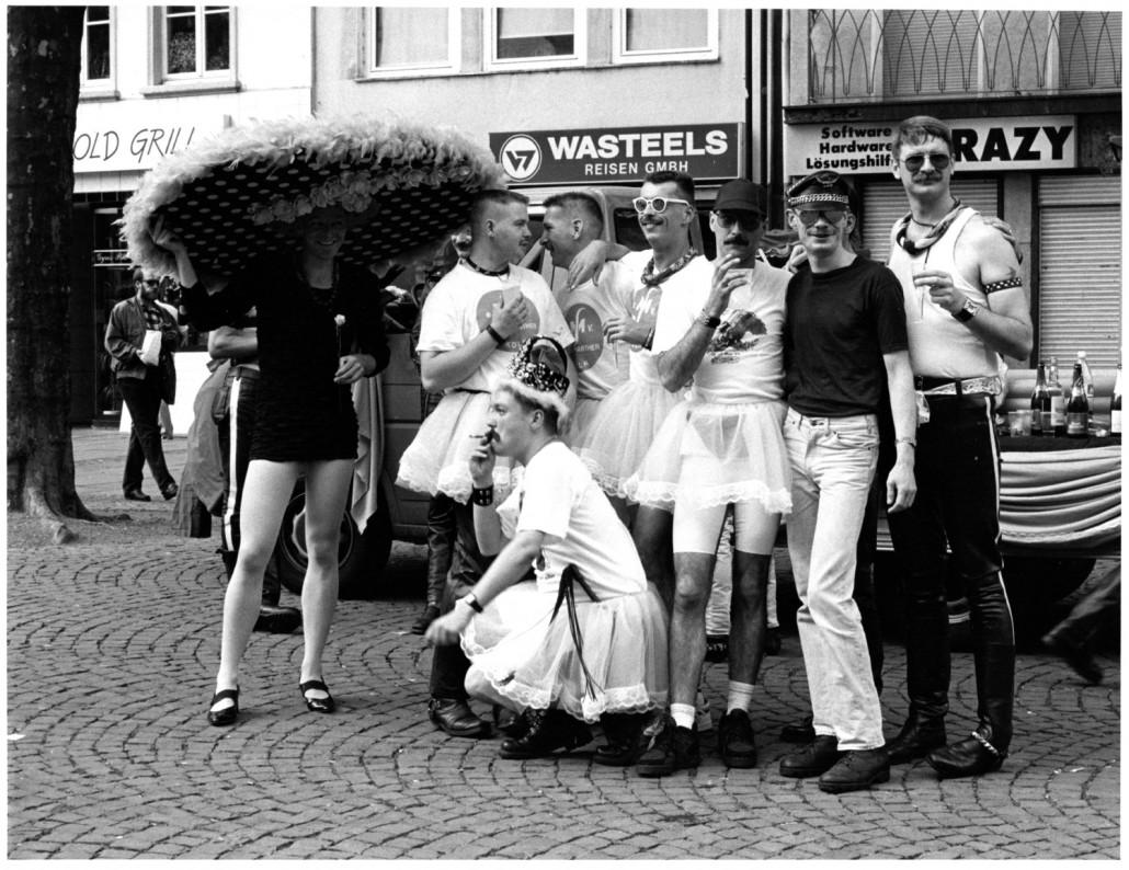CSD 1992 Jungs