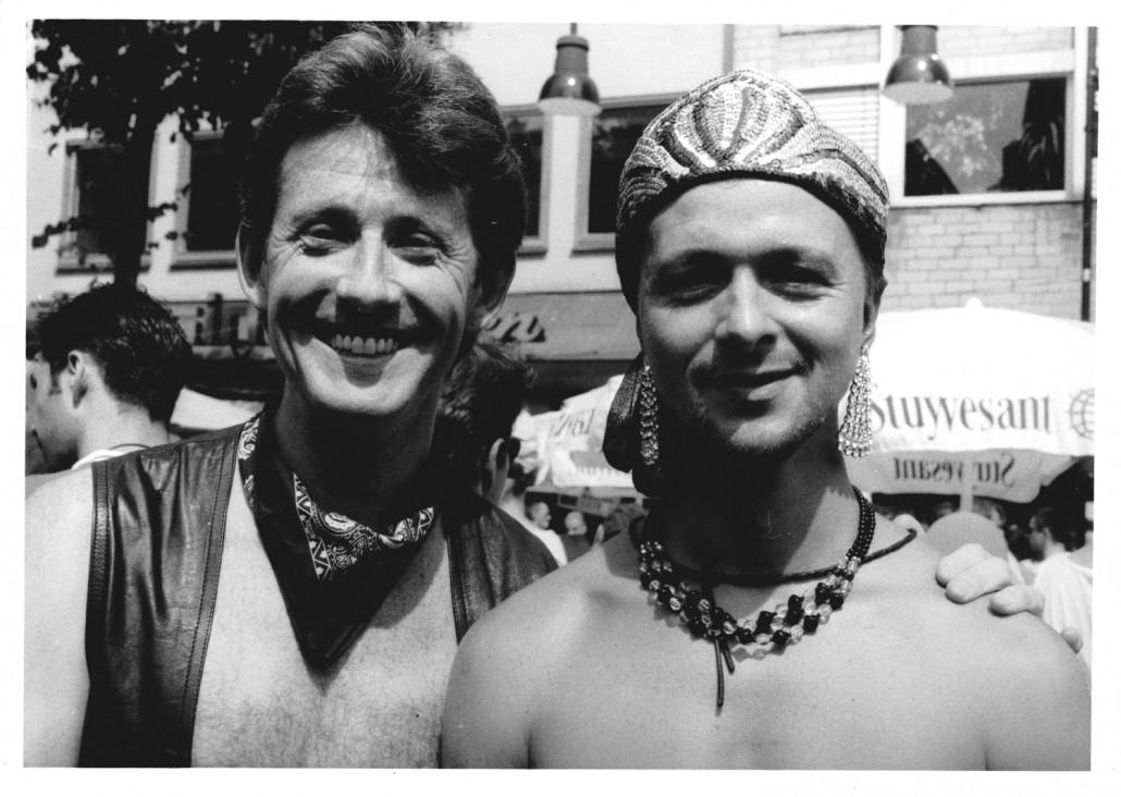 CSD Köln 1991 Ralph König